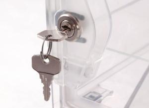 Mini desiccator, Secure Box