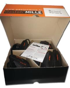 Toe protection, Millenium Pied Protect®