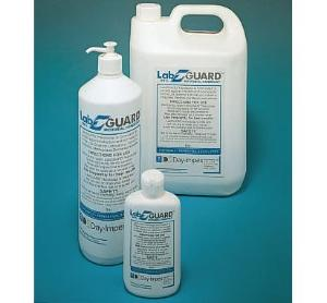 Lotion soaps, antimicrobial, LabGuard™
