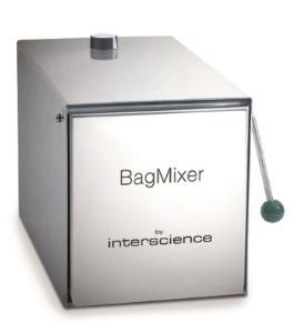 Laboratory blenders, BagMixer® 400