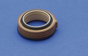 Universal replacement lock nut and bearings seals for shafts
