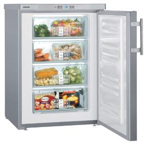 Table height freezer