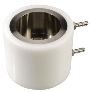 Sample holder, nickel plated brass