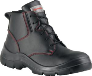 Safety ankle boots, lace-up, Bac'Run® Exono