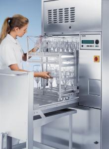 Laboratory glassware washers, large capacity, G 7825