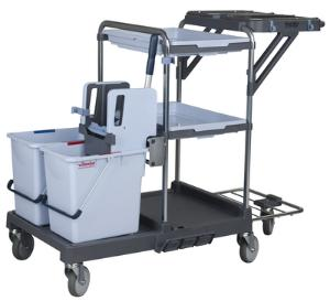 Cleaning trolley system, Origo