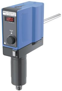 Electronic overhead stirrers, EUROSTAR 20 digital, EUROSTAR 20 high speed digital and EUROSTAR 40 digital