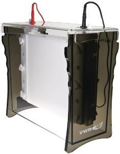 Dual-gel vertical electrophoresis systems, kuroGEL Verti 2020